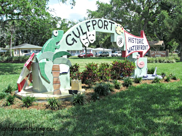 Babies Love Faeries in Gulfport Florida ~lightgreenmothering.com