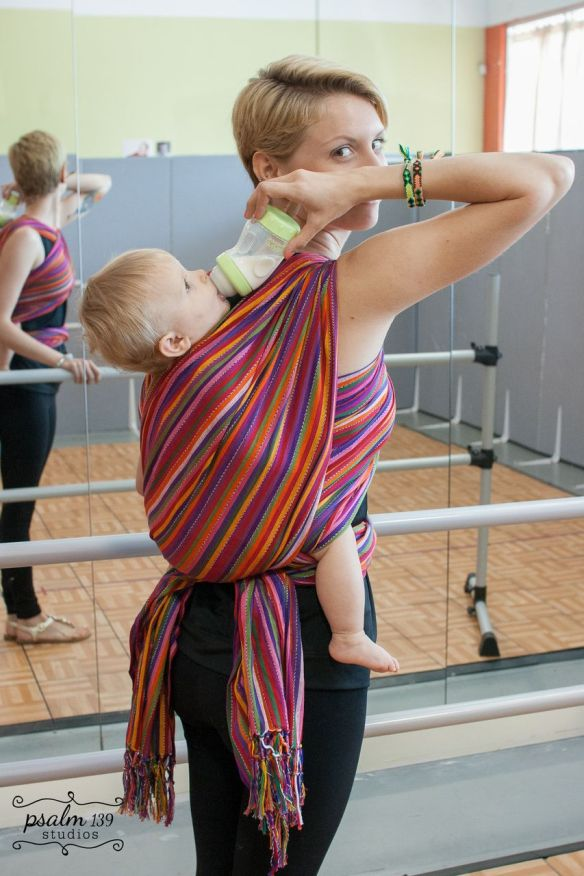 Photo: psalm139studios.com Babywearing Baller ~ lightgreenmothering.com