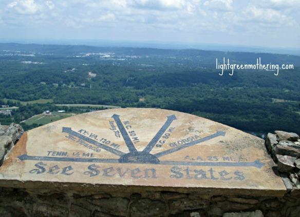 See Seven States ~lightgreenmothering.com