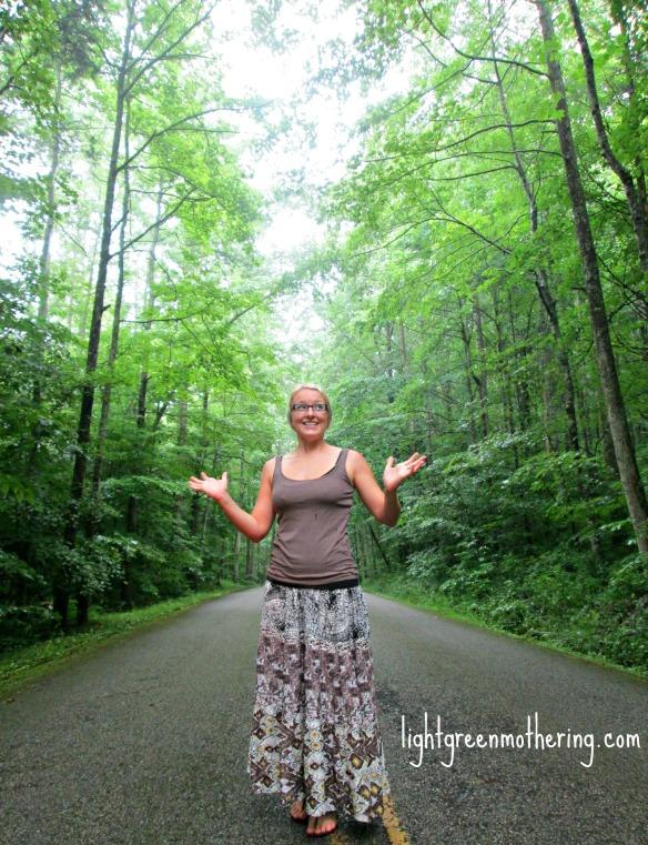 lightgreenmom loves nature! ~lightgreenmothering.com