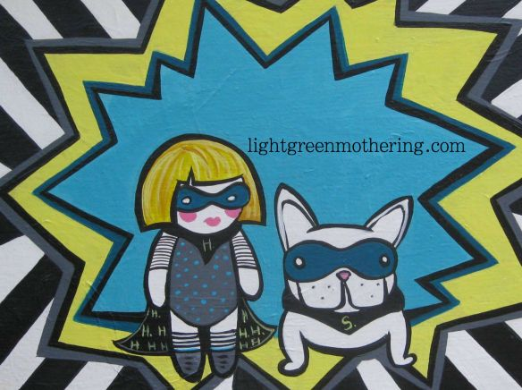 More Girl Superheros. ~ lightgreenmothering.com